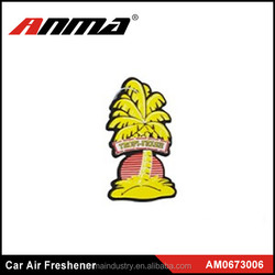 Best Quality Custom Paper Car Air Freshener for Promotion