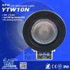 toughened glass lens 10w*1pc projector truck led fog lamps high power car led lamp