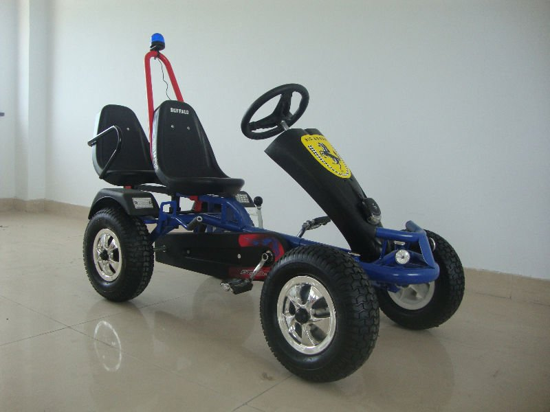 2 Seat Cheap Adults Racing Pedal Go Karts For Sale