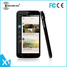 KEN XIN DA X1 Mobile phone 5.0 inch IPS Screen Support Dual SIM Card dual standby 8GB ROM 1GB RAM