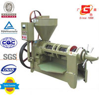 Newest design groundnut oil press oil mahine oil refineries