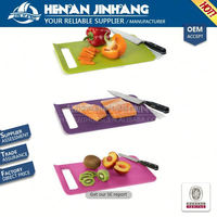 FDA quality drop shape cutting board manufacture