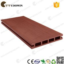 Good quality low price ever grain wpc decking