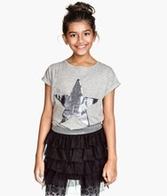 Jersey cheap girls oem tshirt manufacturers with Motif