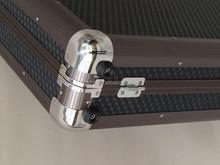Denon CD Player Demo Aluminum Flight Case