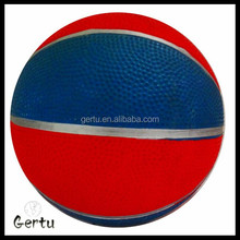 promotional use size 2 rubber basketball for kids