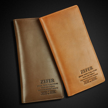MEN Genuine Leather Wallet mobile phone case latest products in market