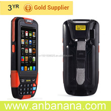 "New 4"" gprs camera 2d handheld portable data terminal"