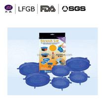 Portable food grade high quality factory price preservation lids