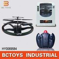 Glodenlight 777-323 Infrared control 2CH RC Quadcopter led ufo toy with gyro and light HY0069584