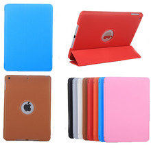 For ipad Air Case/for ipad Air Leather Case/for ipad cover skin stand case smart cover