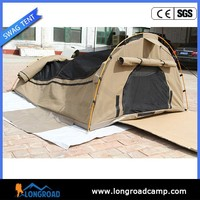 Outdoors waterproof canvas fabric Double Swag