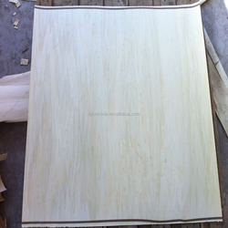 4*8 feet very flexible poplar veneer for sale