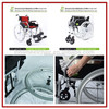 alibaba express rugby sports manual wheelchair Chinese manufactuer