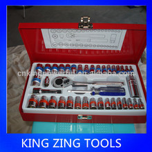40PCS car tools/kit/electric bicycle/get latest price/Gold supplier/socket set ---Chat now/offline/send/leave message