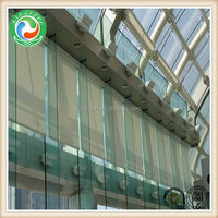 Special most popular low-e double pane tempered glass