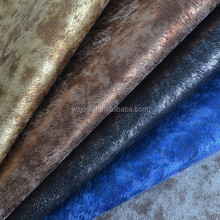 2015 New Product Synthetic Pu Shoe Material Leather(JS011506)