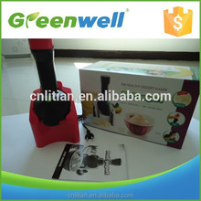 Professional quality control DIY flavor price of ice cream maker