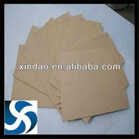 wood pulp pressboard