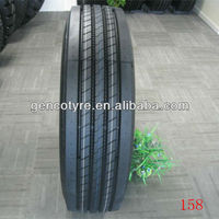 Tubeless Tyre Radial Truck Tyres 12R22.5,Gencotyre,Japan technology,high quality