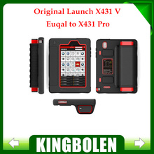 Launch X431 V X-431V Global Version Original Launch Scanner X431 Scanner With Bluetooth/Wifi and Touch Panel Universal Scanner
