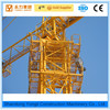 stationary types of tower crane 6t tower crane