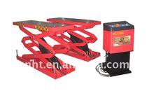 Horizontale YCJ-3000 Scissor Aufzug, 3 Tonnen