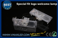 factory wholesales 12V special fit car door light with low price led headlight kits for cars