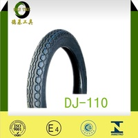 Advanced materials durable natural rubber motorcycle tir100/90-18