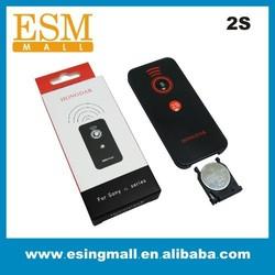 high quality of Hongdak 2S Infared Remote Controller For Digital Camera Accessory