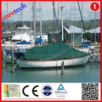 Hot High quality high color fastness 600d polyester waterproof boat covers factory