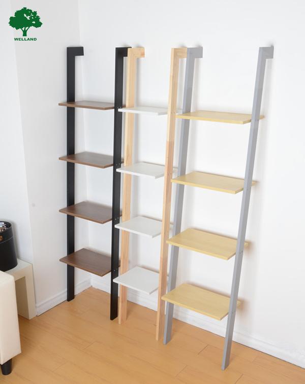 nieuw ontworpen houten decoratieve ladder plank-houten kasten-product ...