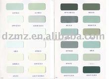 epoxy powder coating for indoor application