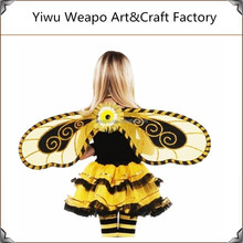 Wholesale butterfly Fairy wings Dance Dresses Girls Party Gift Butterfly Wing Costume BW-088