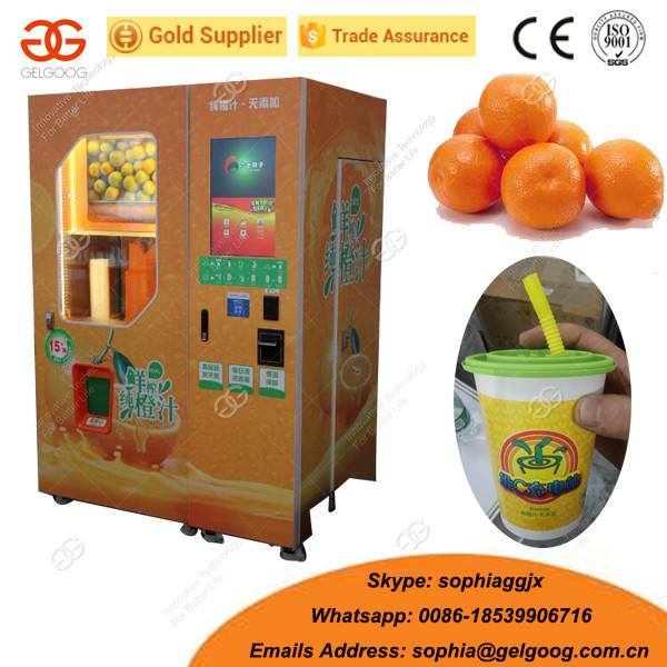 Coin Operated Juicer ~ Coin operated fresh orange juice vending machine buy