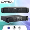 CARD high end audio Professional sound system power amplifier