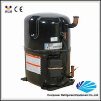 R22 hermetic tecumseh air conditioning compressor AJ5519E