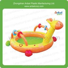 New Design PVC Inflatable Deep Baby Swim Pool