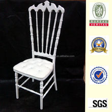 Wood Vip wedding chair for sale rental