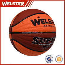Top quality size 7 competition basketballs