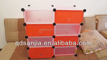 good quality and cheap assembled plastic storage box