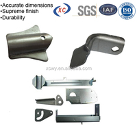 Custom stamping metal folding chair parts