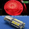 single brake led car bulb 1157 led auto brake light 1157 5050 18 smd , s25 led car turn light