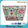 Direct factory promotional cosmetics beauty case floral