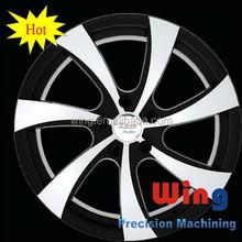 custom aluminum alloy car wheels center caps price rim
