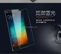 High quality premium real tempered glass film screen protector for Xiaomi Note glass screen protector
