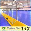 Multi-use Excellent modular tile Suspended PP Interlocking Sports for Futsal Flooring