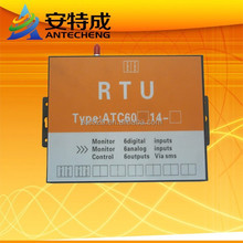 Industrial ATC-RTU-60A14 m2m gsm sms gsm alarm system with relay control