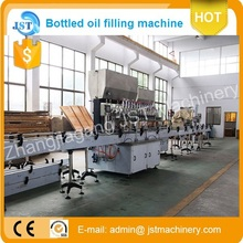 Factory manufacture edible oil filling line