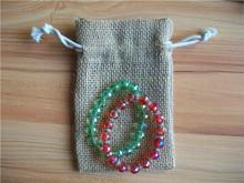 yute joyas cordón de yute Durable personalizada